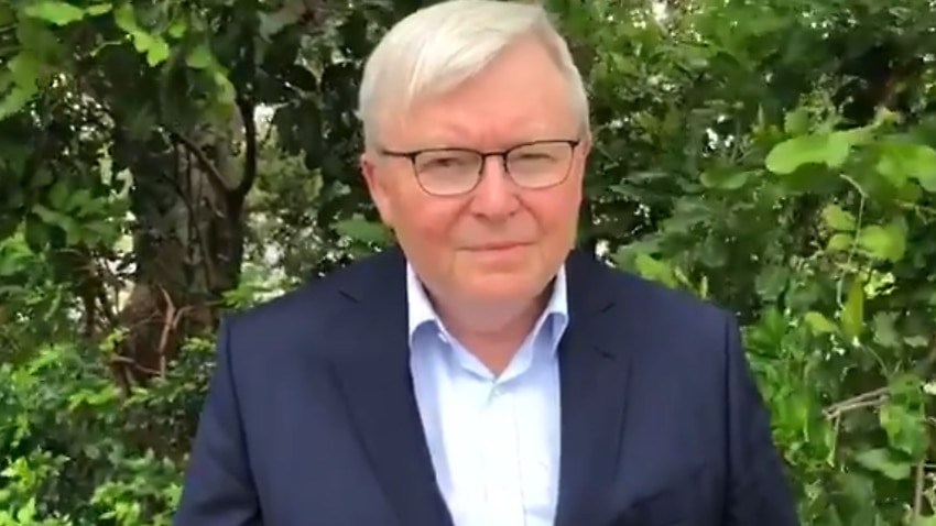 Kevin Rudd slams PM for claiming 'first ever' call out of reservists during bushfires