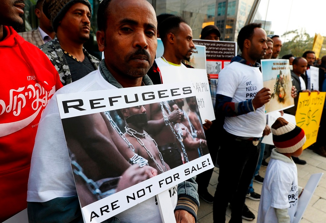 Israel is planning to deport some 38,000 African migrants.