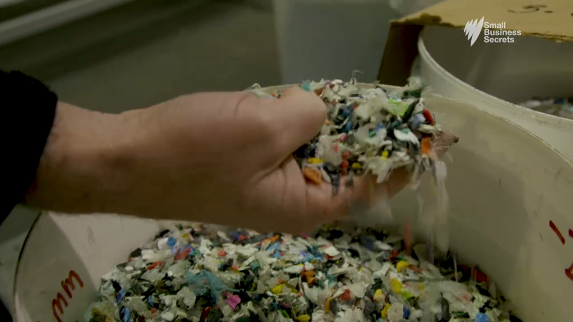 End-of-life plastic