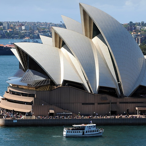 Planned racing ad on sails of Sydney Opera House divisive