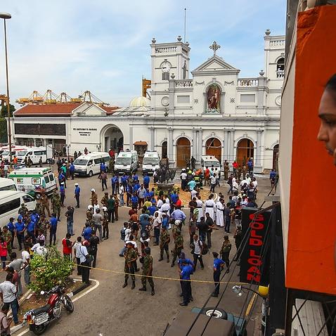 Two Australians among those killed in Sri Lankan Easter bombing