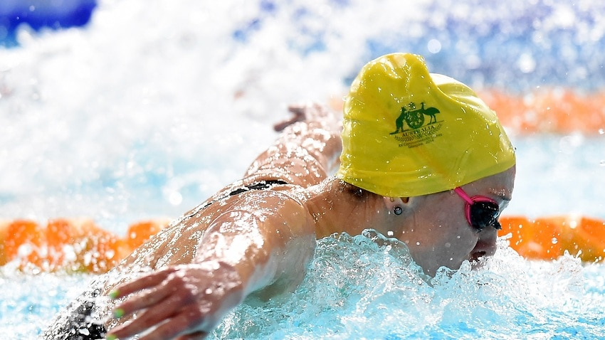 Image for read more article 'Australian swimmers urged to detail sexism after Maddie Groves withdraws from Olympics'
