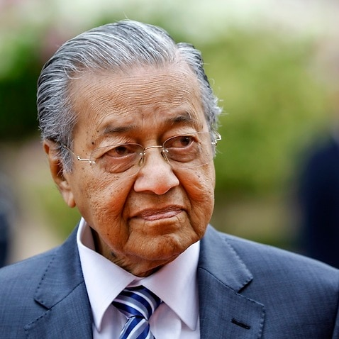 Malaysian Prime Minister Mahathir Mohamad has said the video is fake.