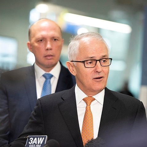 Malcolm Turnbull declare the Liberal leadership vacant