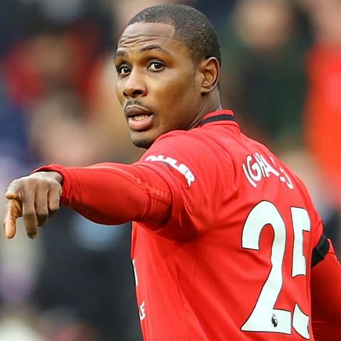 Ighalo Manchester United