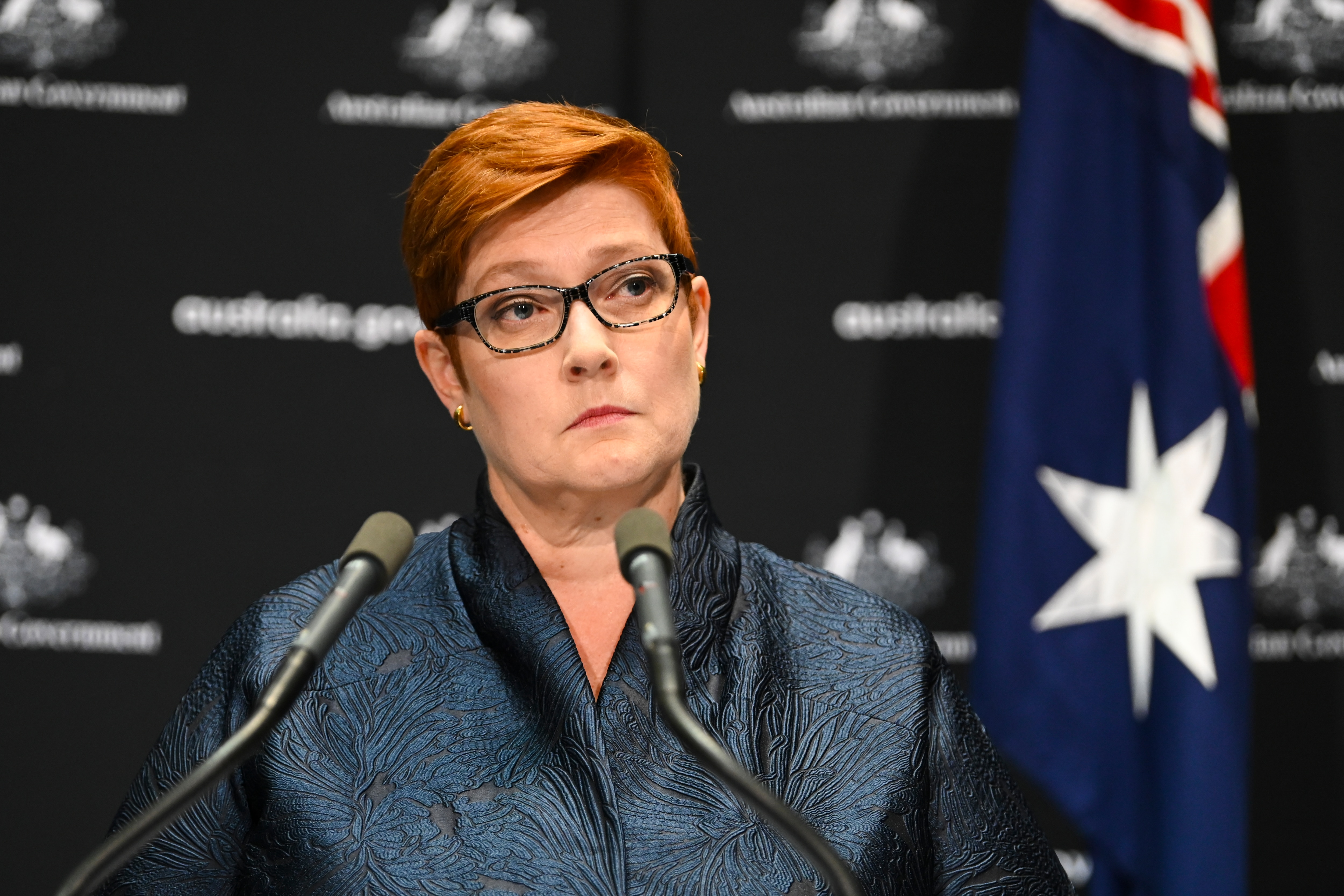 Foreign Minister Marise Payne said Australia is deepening ties with Pacific neighbours.