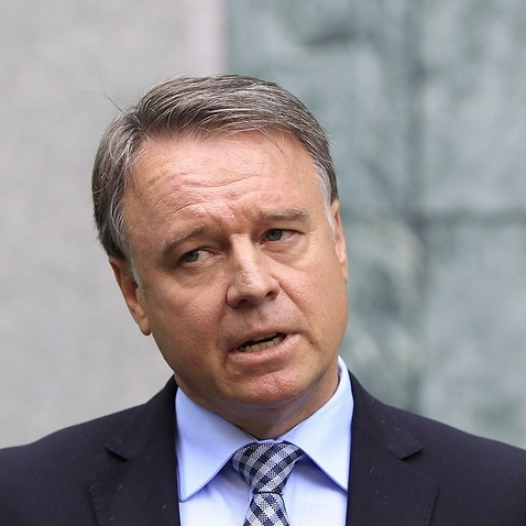 Labor's agriculture spokesman Joel Fitzgibbon said the government was robbing Peter to pay Paul, with the money coming from an infrastructure fund.