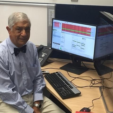 Prof Makhan Singh Khangure, a pioneering radiologist based in Perth