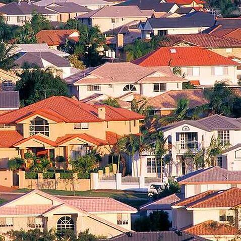 Housing market in Australia