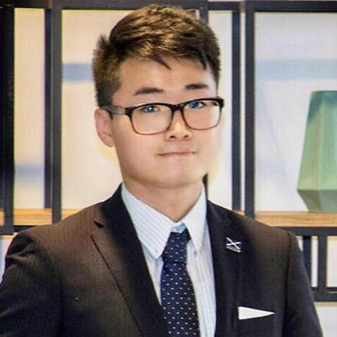 Simon Cheng. China has now confirmed it has detained the employee of Britain's consulate in Hong Kong.